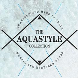 Mosaic Aqua Style
